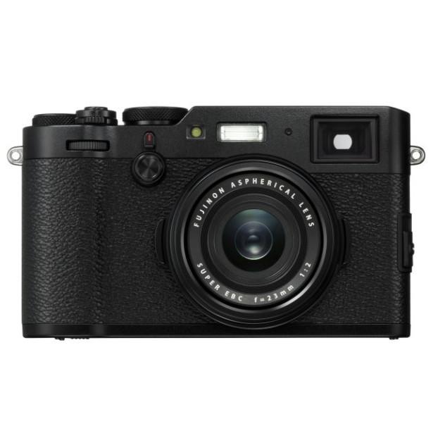 Fujifilm X100F zwart + gratis 16GB SD + extra accu
