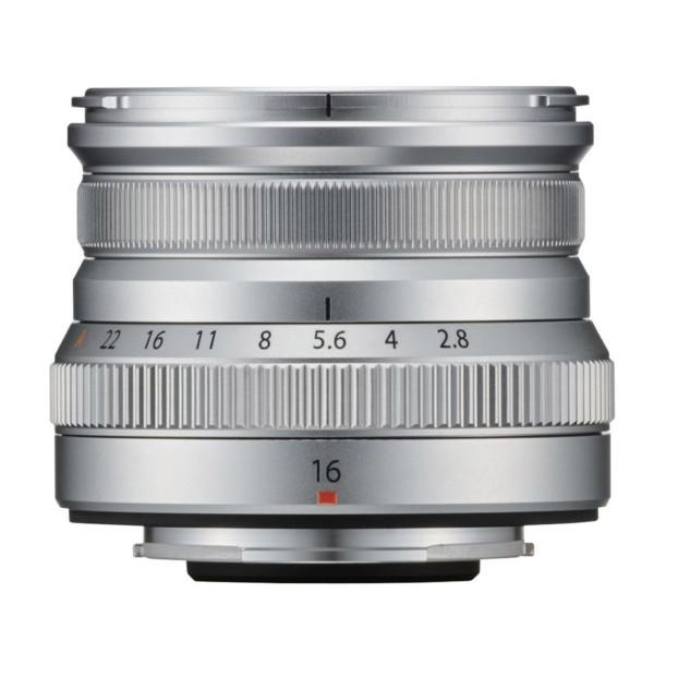 Fujifilm XF 16mm R WR f/2.8 Zilver