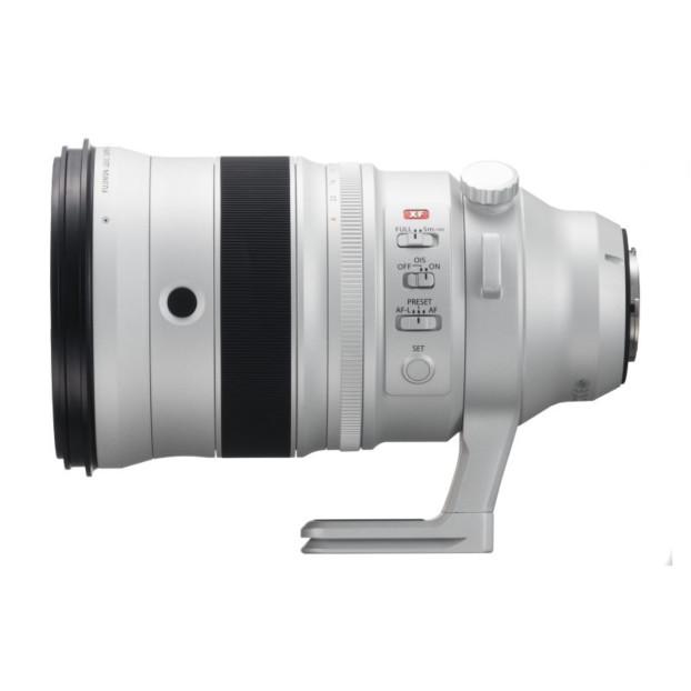 Fujifilm Fujinon XF 200mm f/2.0 R LM OIS WR + XF 1.4x TC