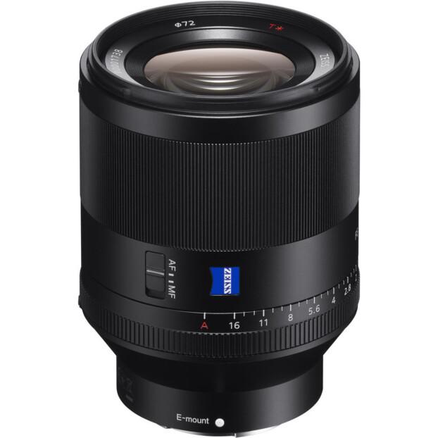 Sony FE 50mm f/1.4 Zeiss Planar T*
