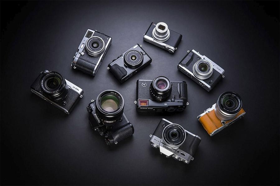 3 redenen om voor Fujifilm te kiezen