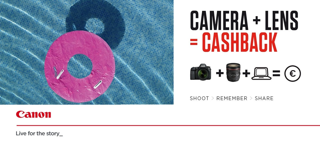Canon Virtual Kit Promotie