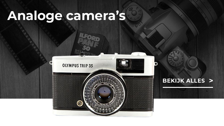 Bekijk alle analoge camera's