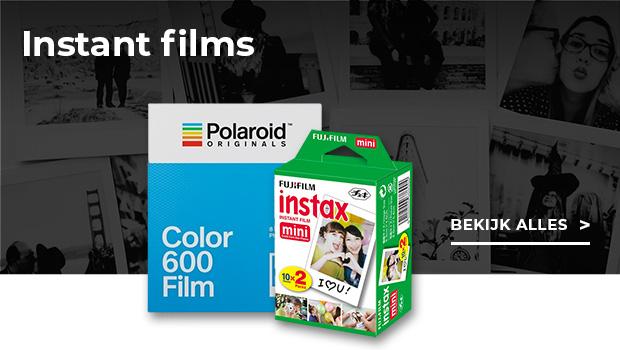 Bekijk hier alle Instant films