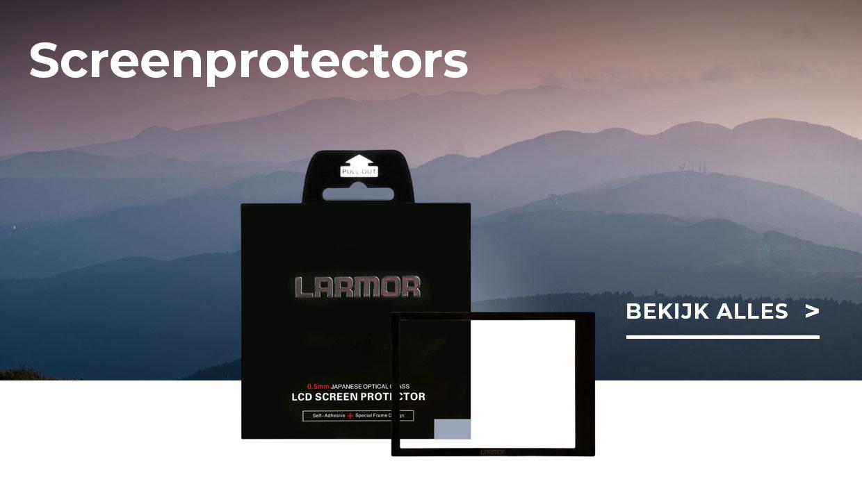 Screenprotectors