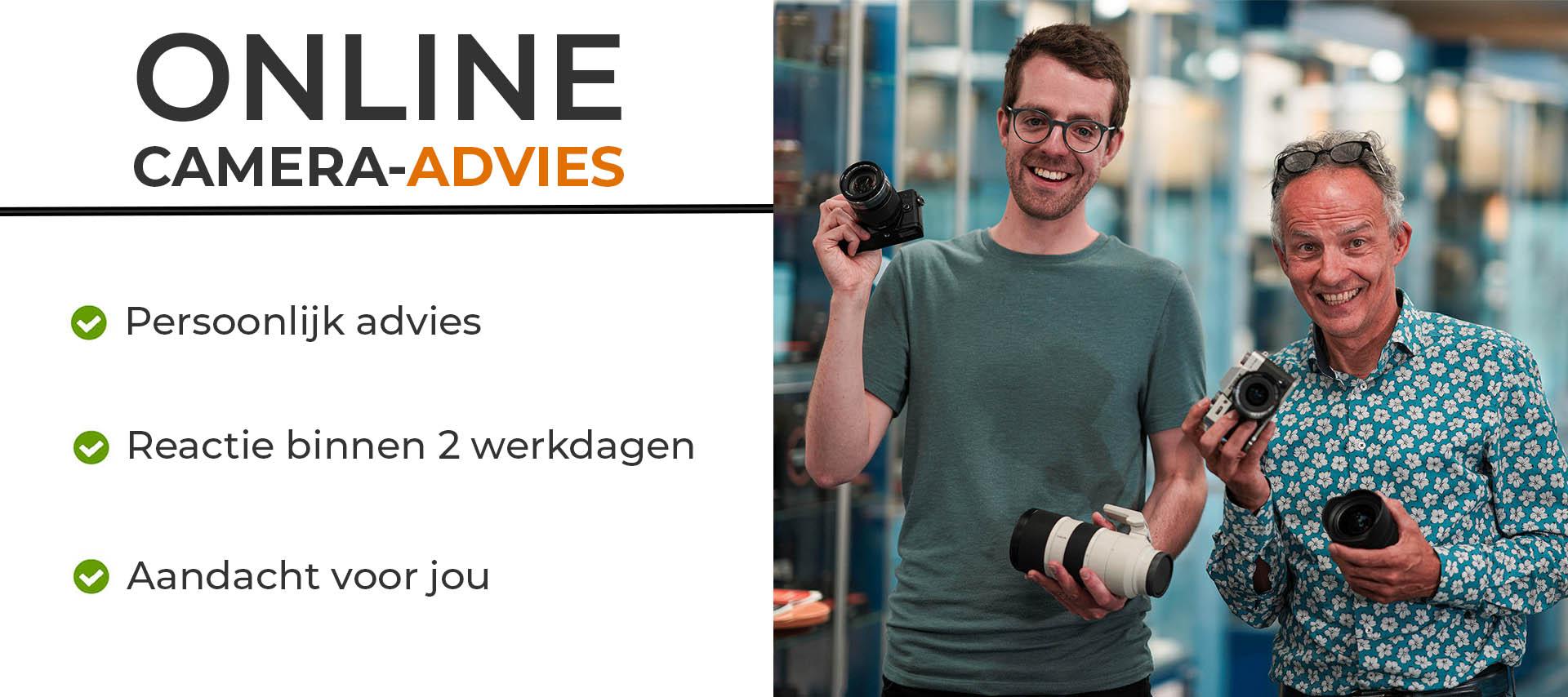 Foto Verweij Camera advies